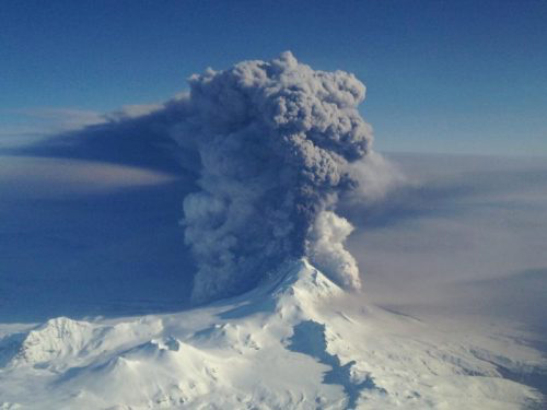 Sifting volcano paydirt to help forecast eruptions