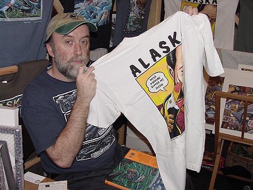 The Artist Ray Troll by Gigi Pilcher...